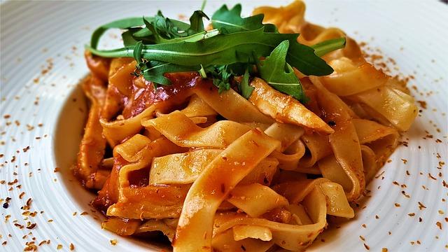 Basisrecept pasta 1