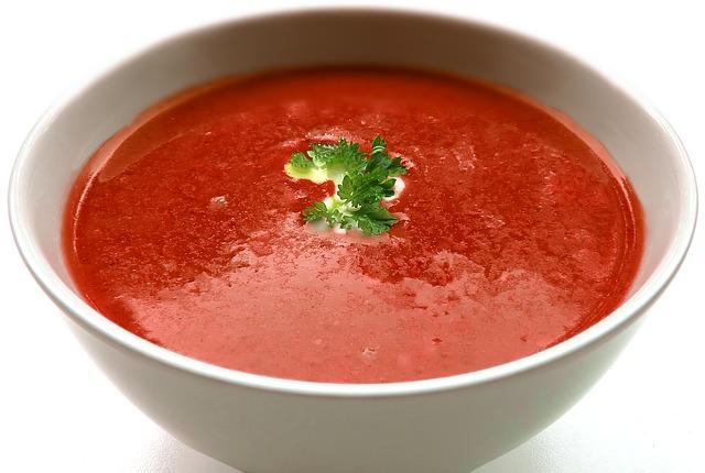 Tomatensoep met de staafmixer 4
