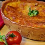 Lasagna met courgette en ricotta