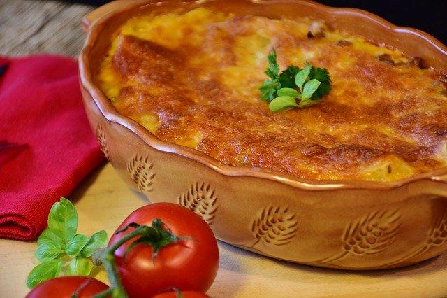 Een smakelijk lasagna-recept uit de Airfryer 1